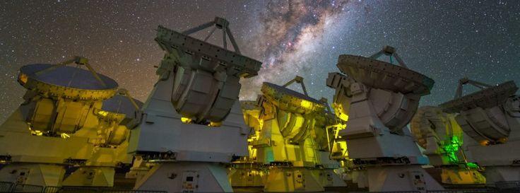 Molekülwolke: Astronomen finden organische Substanz im tiefen All