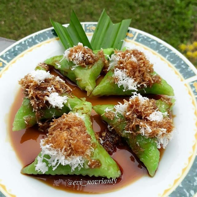 Lupis Ketan By Evi Novrianty Bhn Resep Masakan Resep Masakan