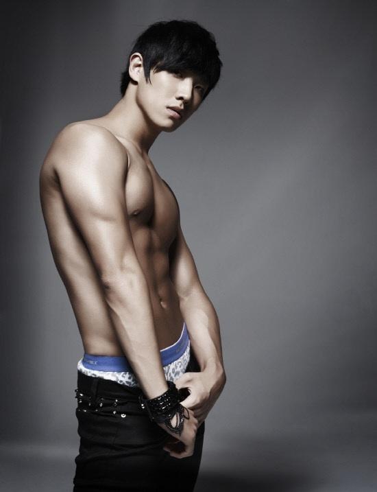 Lee Joon from MBLAQ