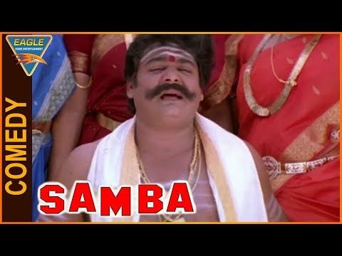 Samba Hindi Dubbed Movie || Ali Kahn Very Funny Comedy Scene || Eagle Hindi Movies