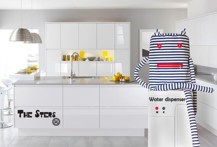 Add some fun to your kitchen with The Sters