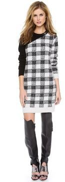 3.1 phillip lim Plaid Block Dress with Buckle on shopstyle.com