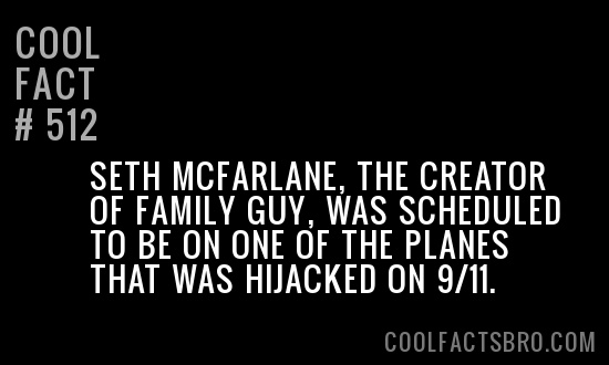 Cool Fact #512- oh wow