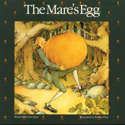 The Mare's Egg - pioneer life using the images