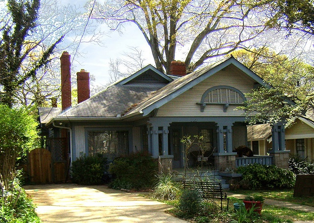 55 best bungalow homes and interiors images on pinterest for Home builders in southern ohio