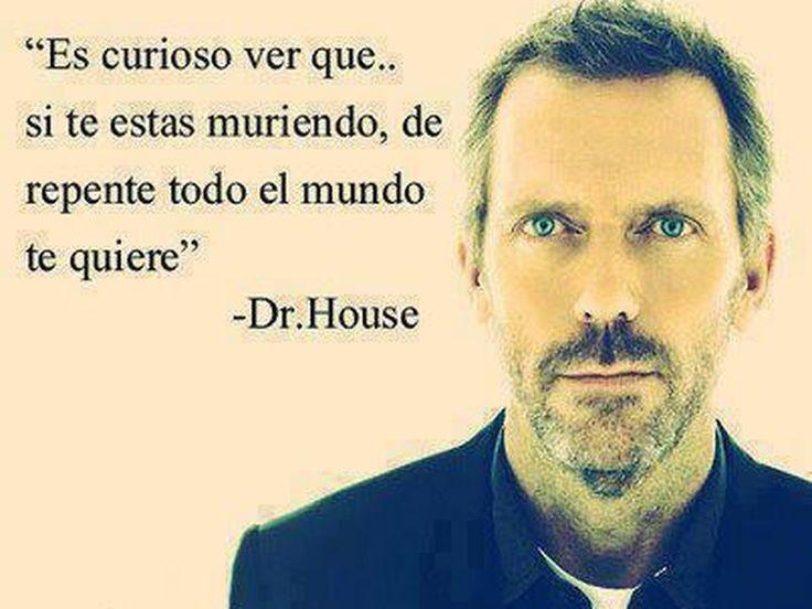 Simplemente Dr. House.. - Taringa!