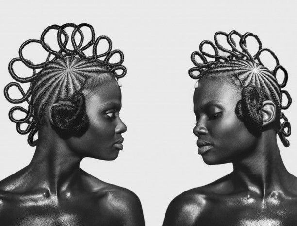 Traditional African Hairstyles Are Intricate And Sometimes