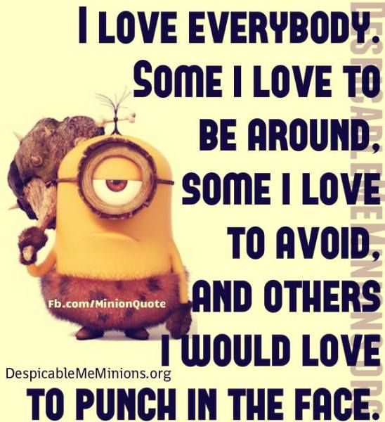 Top 30 Minion Love quotes #love quotations