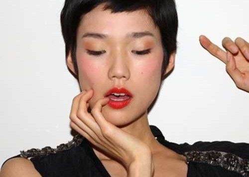 Chic & Lovely Asian Pixie Cut Pics