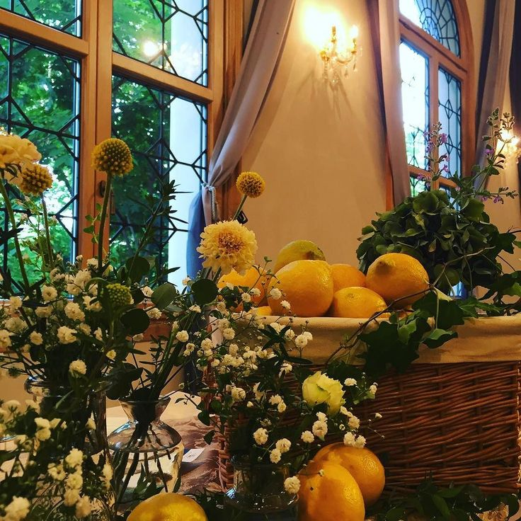 #display #flowers #lemon #partymc