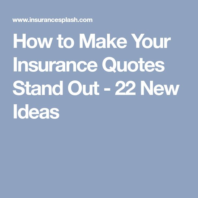 Can You Get Insurance Quote Without Car: 25+ Unique Insurance Quotes Ideas On Pinterest