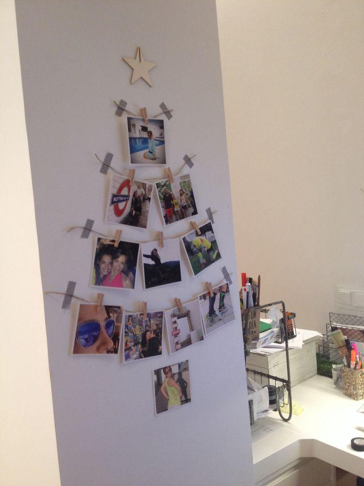 Ideas en pinterest para decorar los espacios de tu casa en - Decorar casa en navidad ...