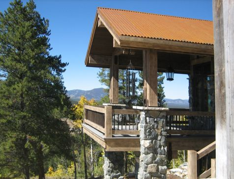 This Beautiful Custom Stone And Barnwood Home In Colorado Was Built By Terra Firma Homes A High Quality Builder Winter Park