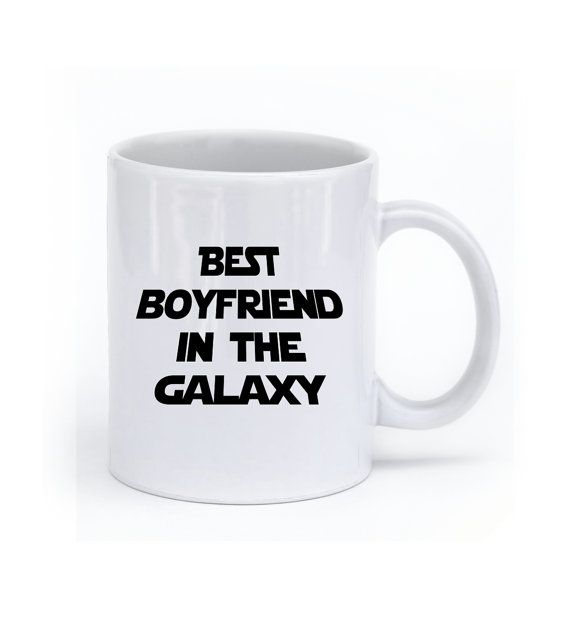 15 Best Images About Gifts For The Bae On Pinterest: Gift For Him Star Wars Mug Funny Mug Best By JoyfulFox On