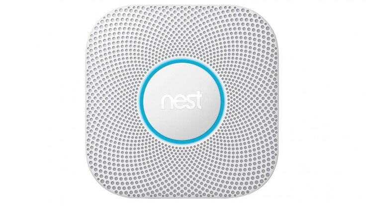 Nest Protect Smoke Alarm (Battery Powered) - White - Security Cameras - Cameras - Cameras, Printers & PhotoCentre | Harvey Norman Australia