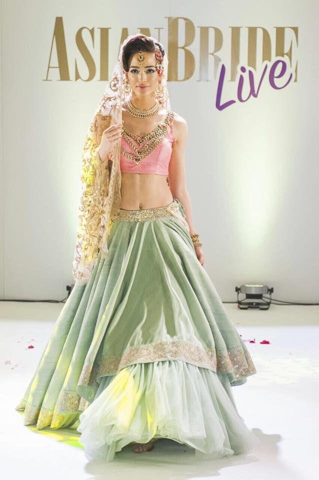#asian #bridal #lehenga #pastellehenga #magazine #editorial
