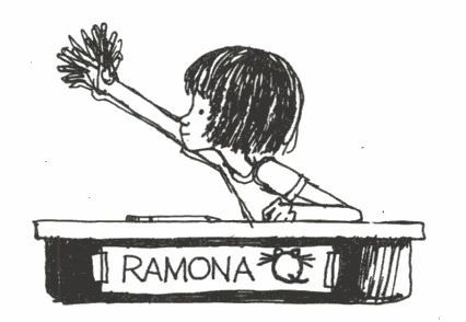 Illustration from Ramona the Brave  Growing up, I think one of my favorite book series was the Ramona Quimby books by Beverly Cleary.  I lov...