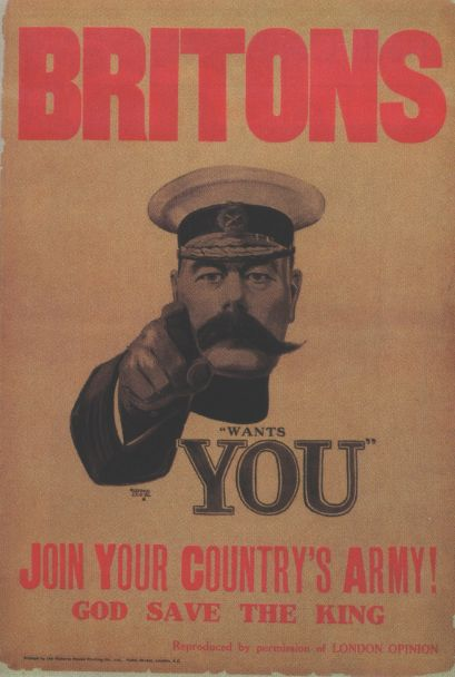 recruit poster