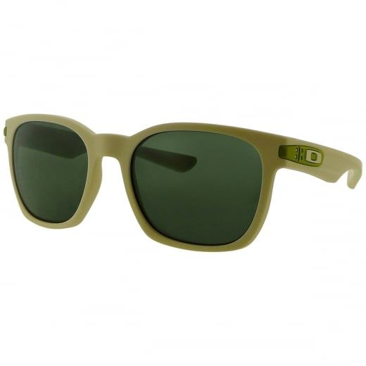 Oakley Garage Rock Matte Bone O-Matter Plutonite Sunglasses With Iridium Coating. Model Number: OO9175 10. A smooth and classic look, to salute the icons of rock. These 60s inspired retro riff sunglasses are a homage to garage rock.