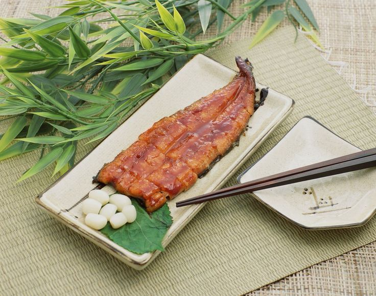 Jangeo gui (Broiled eel)