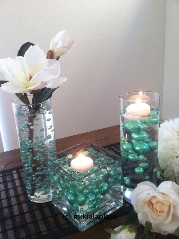 Transparent Water Gel Beads Water Absorbing Gel Beads Used To