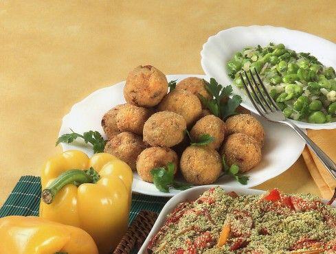 le-polpette-di-melanzane ricetta Sale&Pepe