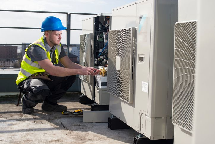 Perfect Commercial Air Conditioning Repair Supplier Contractors
