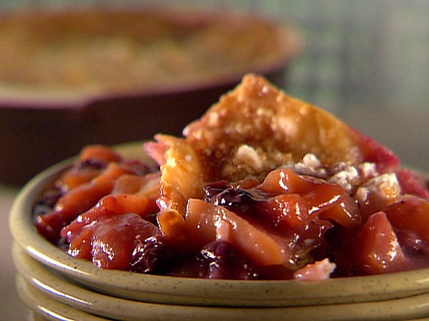Peach/blueberry cobbler is what I try most often, but I rarely end up ...