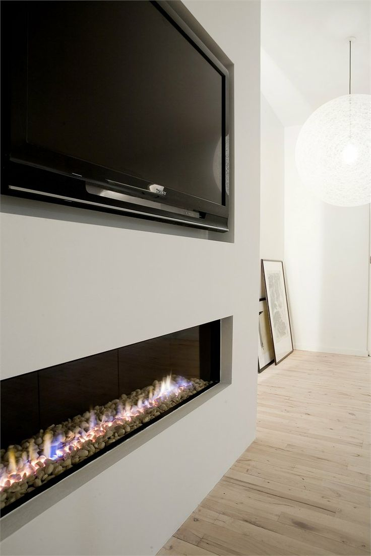 Archilovers.com - Project Fire - TV - Built in - Modern - White