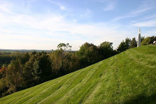 7 Wonders of the Mormon World: Hill Cumorah