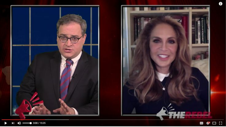 Author and activist Pamela Geller joins Ezra Levant of TheRebel.media to talk about Trump's 90-day pause on immigration from seven terror-infested.