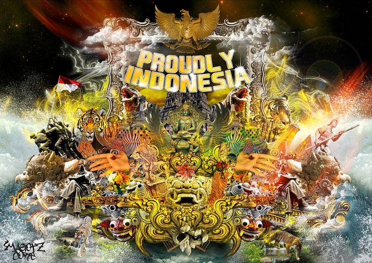 Proudly Indonesia  www.devianart.com