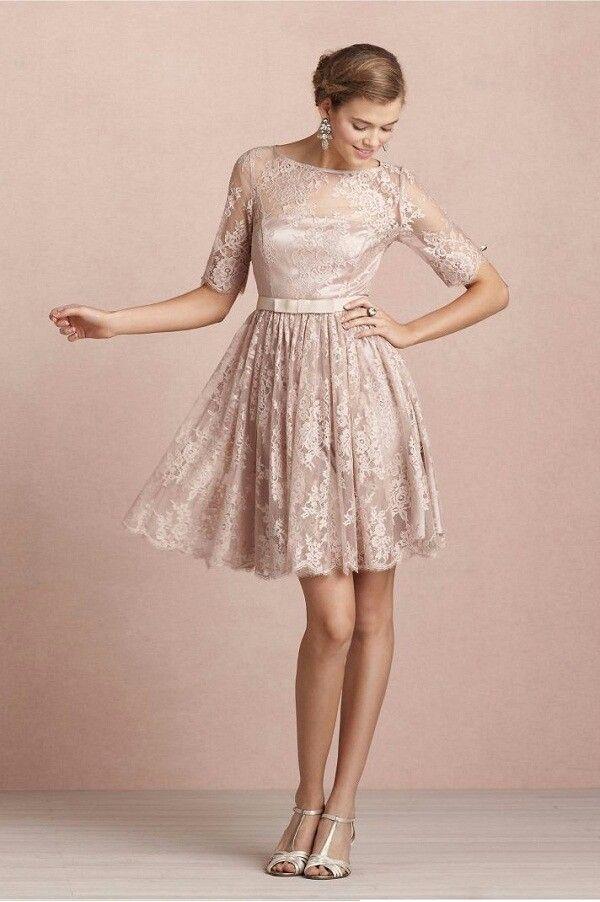 43 mejores imágenes de lace bridesmaid dresses en Pinterest ...