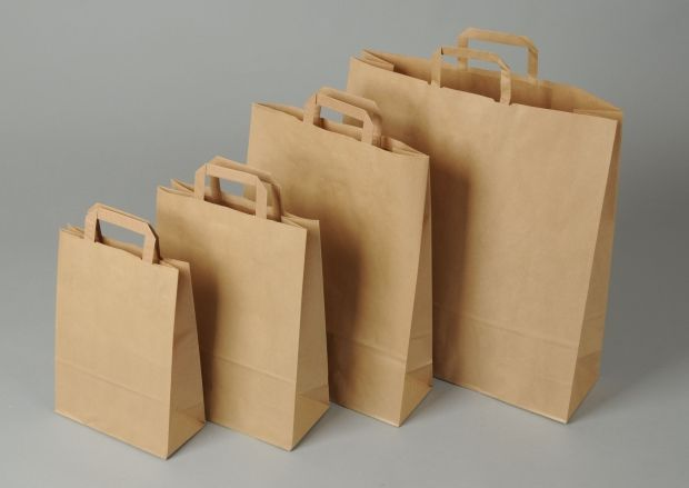 Svět tašek - výroba a potisk papírových tašek. Nejširší sortiment papírových tašek skladem.