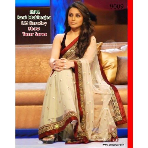 Online Shopping for Indian Bollywood Stunning Replica R | Bollywood Sarees | Unique Indian Products by Nairiti Fashions - MNAIR39017977350