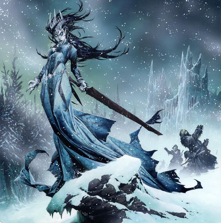Dungeons And Dragons Winter