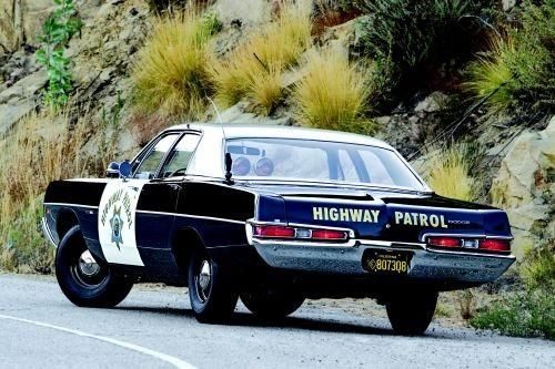 The 1969 Polara With The 375 Hp 440 Magnum Under The Hood