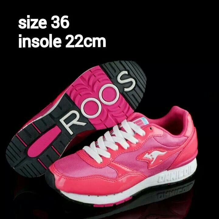 READY STOCK KIDS/WOMEN SNEAKERS KODE : RS-PINK Size 36 PRICE : Rp.325.000,- AVAILABLE SIZE : - Size 36 (insole 22cm)  ORIGINAL ROOS EXPORT QUALITY  FOR ORDER : SMS/Whatsapp 087777111986 PIN BB 766A6420 LINE : mayorishop  #readystock #pusatsepatubootsanak #roosoriginal #pinkshoes #sportshoes #runningshoes #womenshoes #kidsshoes #kidssneakers #sepatuanak #sepatuolahraga #sepatusport #mayorishop #bogor