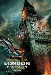 London Has Fallen (2016) Poster