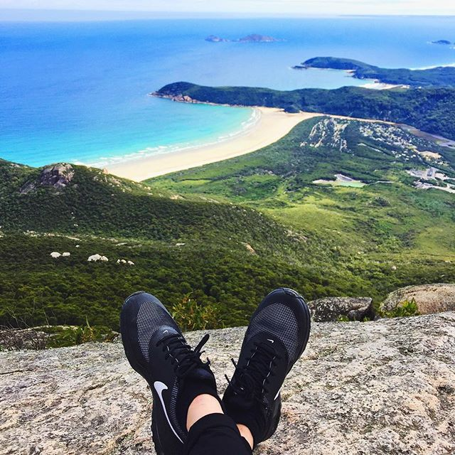 Mt Oberon, Wilson's Promontory - just a 2 hour drive south of Melbourne