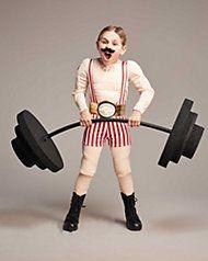 circus strongman boys costume $60 | chasing fireflies Halloween 2015