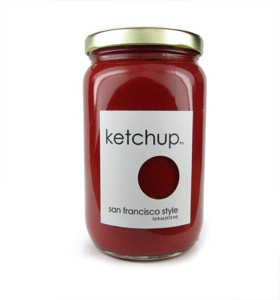 Yummy ketchup made from organic, California-grown GMO free tomatoes ...