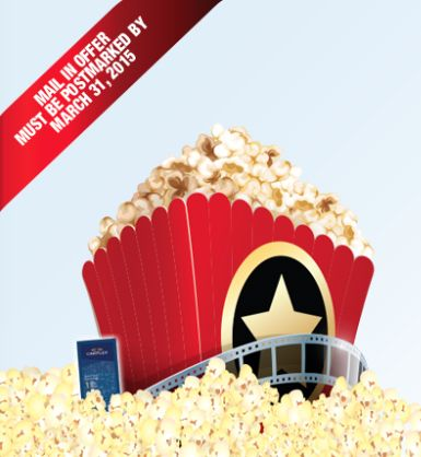 FREE Movie Ticket With Bayer Product Purchase. Your mail in rebate must be sent in by March 31st, 2015! www.mrsjanuary.com