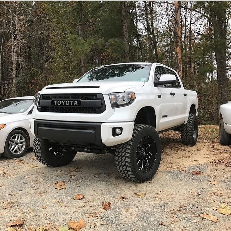 Toyota Trd For Sale: Best 25+ Lifted Tundra Ideas On Pinterest
