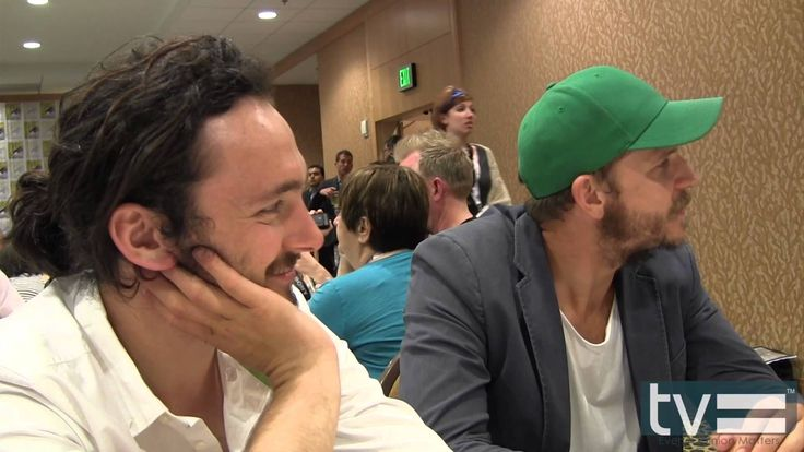 Vikings Season 2: George Blagden & Gustaf Skarsgard Interview (+playlist)