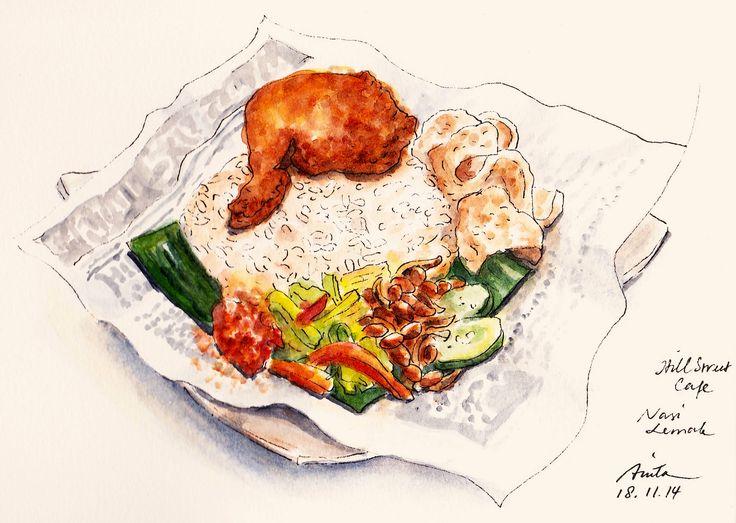 singapore sketch - Google Search
