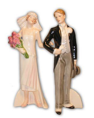 VINTAGE CAKE TOPPERS | vintage topper wedding cake lately extravagant wedding cakes display ...