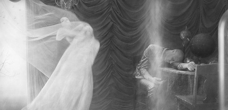 Robert and Shana ParkeHarrison- Gautier's Dream