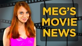 Meg's Movie News - Week of February 22, 2013 - Entertainment News Show | Hollywoodland Amusement And Trailer Park