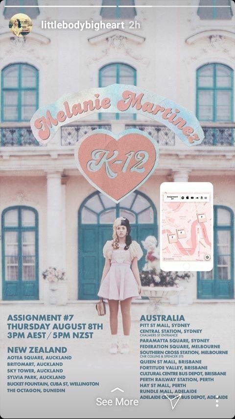 Pin By Athena Vasquez On Melanie Martinez Crybaby Melanie Martinez Little Tokyo Olvera Street